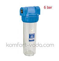 """Корпус фильтра для холодной воды Aquafilter FHPR12-3S, 1/2"""""""
