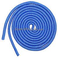 Скакалка для художественной гимнастики Deporte premium Синий