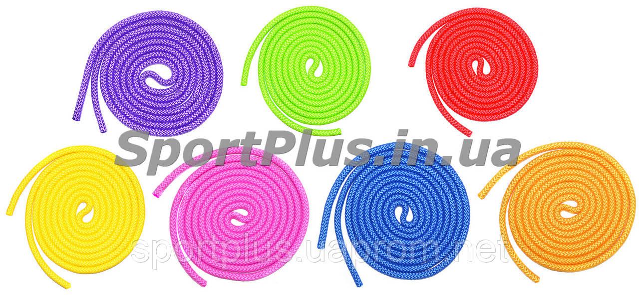 Скакалка для художественной гимнастики Deporte premium