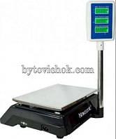 Весы торговые со стойкой Nokasonic D1 до 40 кг