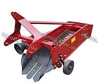 Картофелекопалка однорядная польская Wirax к трактору