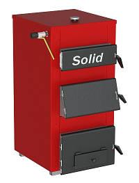 Котел твердотопливный Amica Solid 30 кВт - универсальный