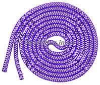 Скакалка для художественной гимнастики Deporte premium Фиолетовый
