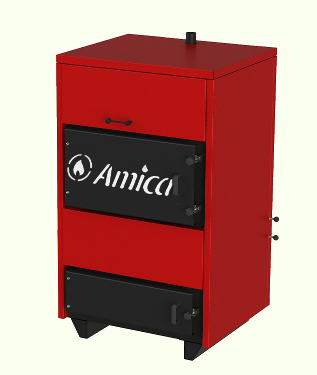 Котел пиролизный Amica PYRO 70 кВт