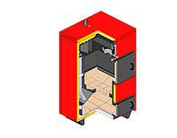 Котел пиролизный Amica PYRO 35 кВт, фото 6