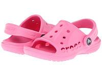 Кроксы для девочки Бая Слайды сандалии шлепанцы оригинал / Crocs Kids' Baya Slide