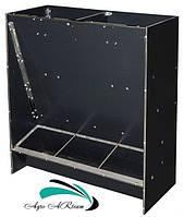 Кормовой автомат AP3W для свиней до 45 кг (односторонний, на 30 голов)