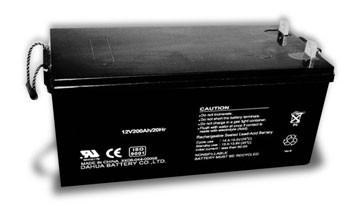 Аккумулятор AGM - 200 Ач, 12В гелевый TopPower (Great Power) PG 12200