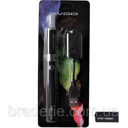 Электронная сигарета EVOD MT3 1100 mAh EC-014 Black, фото 2
