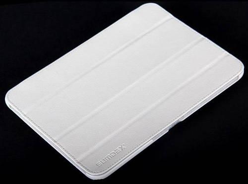 Оригинальный чехол для планшета Samsung P5200, P5210 Galaxy Tab 3 с диагональю 10.1 SUMDEX, ST3-102WT белый