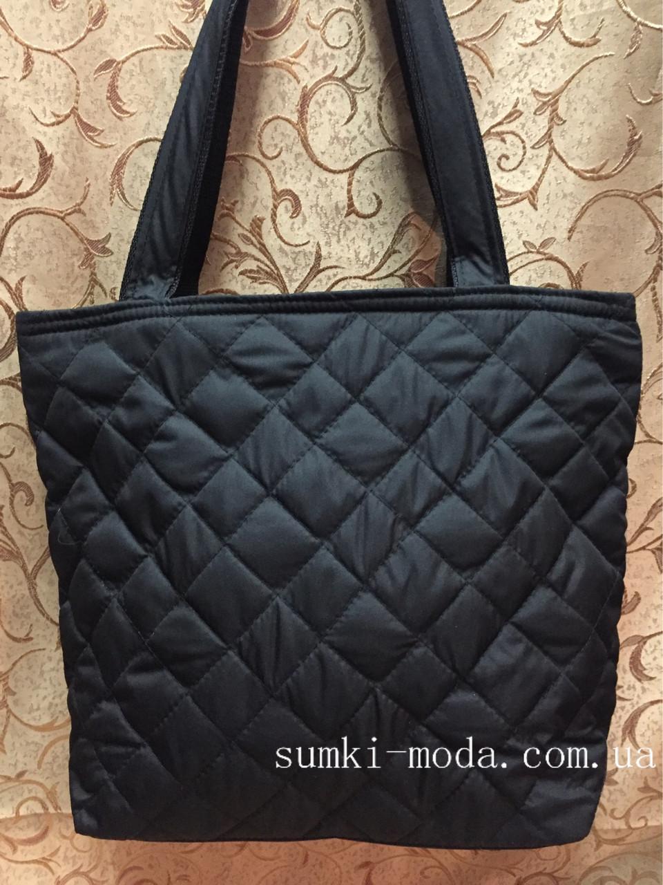 97b52cd3e032 Женские сумка стеганная черный(31*38-малый) Стильная/сумка стеганная:  продажа, цена в Харькове. женские сумочки и клатчи от