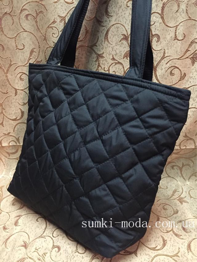 a0474b2b2cbf Женские сумка стеганная черный(31*38-малый) Стильная/сумка стеганная ...