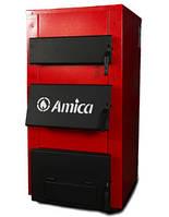 Котел твердотопливный Amica Solid 30 кВт - универсальный, фото 2