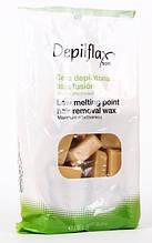 Depilflax віск 1 кг в дисках натуральний CVL /0-011