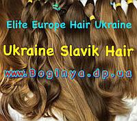 Славянские Волосы Не окрашенные 50-60 см Детские