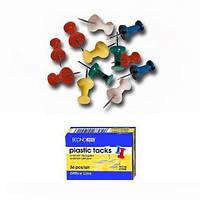 Кнопки ECONOMIX гвоздики за 36 шт. E41102 (10/500)