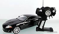 Машина радиоуправляемая Rastar 42200 Jaguar (черный)