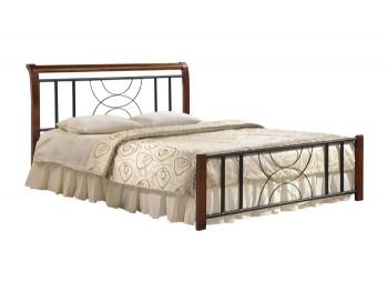 Кровать Келли каштан