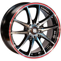 Литые диски Zorat Wheels 969 R15 W6.5 PCD4x100 ET38 DIA67.1 (RL)BPX