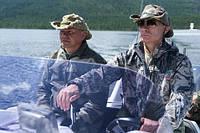 Cолнцезащитные очки Владимира Путина