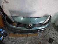 Бампер передний Renault Scenic II 03-06 (Рено Сценик 2), 8200139528
