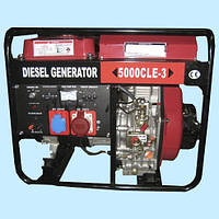 Генератор дизельный трехфазный WEIMA WM5000CLE-3 (4.2 кВт)
