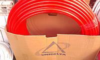Труба для теплого пола (Италия) UNIDELTA Triterm Rosso Pex/EVOH 16x2Original