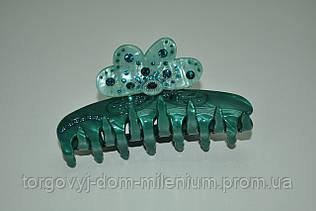 Заколка-краб для волос с камнями Swarovski CHRYSE 12134318