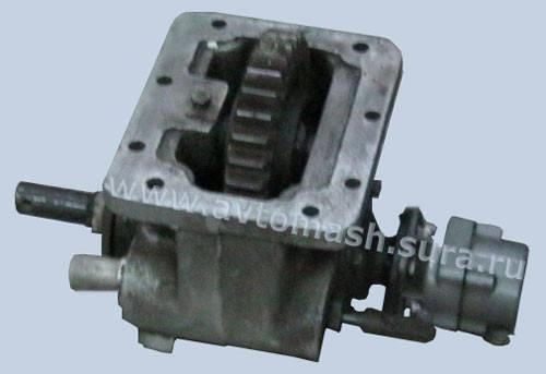 Коробка отбора мощности ГАЗ-66 , фото 2