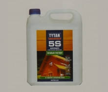 Біозахист деревини Tytan Professional 5S  (готовий розчин) безкол. 5л, фото 2