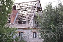 Демонтаж садовых домиков
