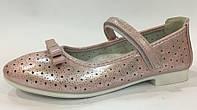 Туфли летние для девочек, подростковые  ТОМ.М. 37, фото 1