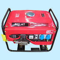 Генератор бензиновый BULAT BT3000CL (2.8 кВт)