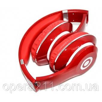 Наушники Beats BS-669 красные