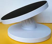 Наклонная крутящаяся подставка для торта ( низкая), фото 1