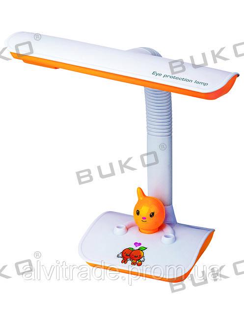 Настольная лампа BUKO BK025,  11W G23