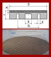 Алмазные круги 6А2Т (план шайбы). Алмазный инструмент для обработки плоских поверхностей.