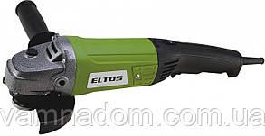 Болгарка Eltos МШУ-125-1200Е (Регулятор оборотов)