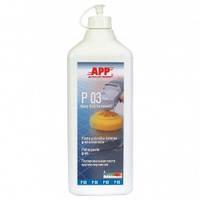 Паста полировальная APP Р-03 крупнозернистая 0,6кг.