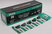Батарейки CR-2016 LogicPower Lithium 3V