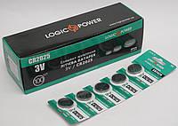 Батарейки CR-2025 LogicPower Lithium 3V