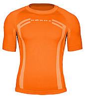 Термо футболка для спорта Norde Orange