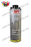 Гравитекс APP U200(ЧЕРНЫЙ),жидкие арки,антикор.