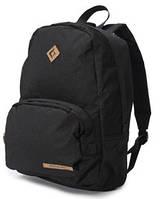 Функциональный городской рюкзак 12 л. KingCamp рипстоп Monnow(KB4229) Black
