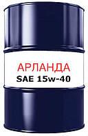Моторное масло SAE 15W-40 API CF-4/SG налив