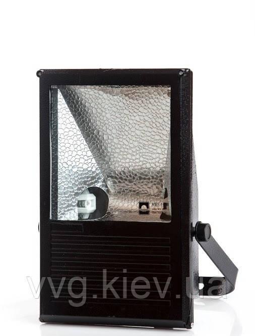 Корпус прожектора ЕВРОСВЕТ F-150 черный (000034978)