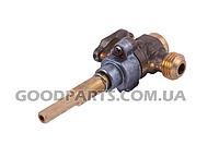 Кран газовый большой горелки для газовой плиты Indesit C00075068