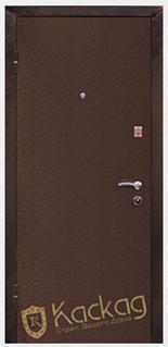 Двери входные Молоток-МДФ Премиум тм.Каскад