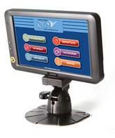 GPS навигатор для трактора