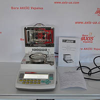 Весы-влагомеры ADGS200/T250 (AXIS)